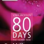 Buchkritik 80 Days Die Farbe der Lust