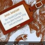 Buchkritik Der Hundertjährige der aus dem Fenster stieg