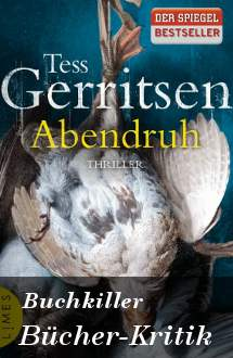 Buchkritik Tess Gerritsen Abendruh