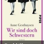 Buchkritik Wir sind doch nur Schwestern